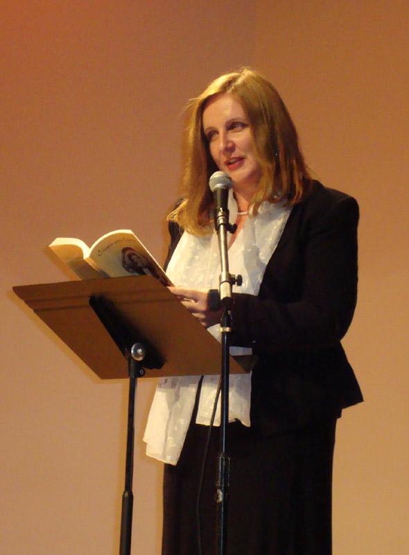 Maja Trochimczyk, February 2010