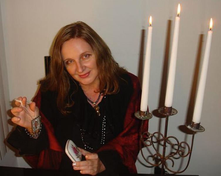 Maja Trochimczyk, Santa Monica, 7 February 2010